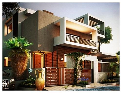 3d Exterior Plan & Design Bangladesh on 3d House Floor Plan Design