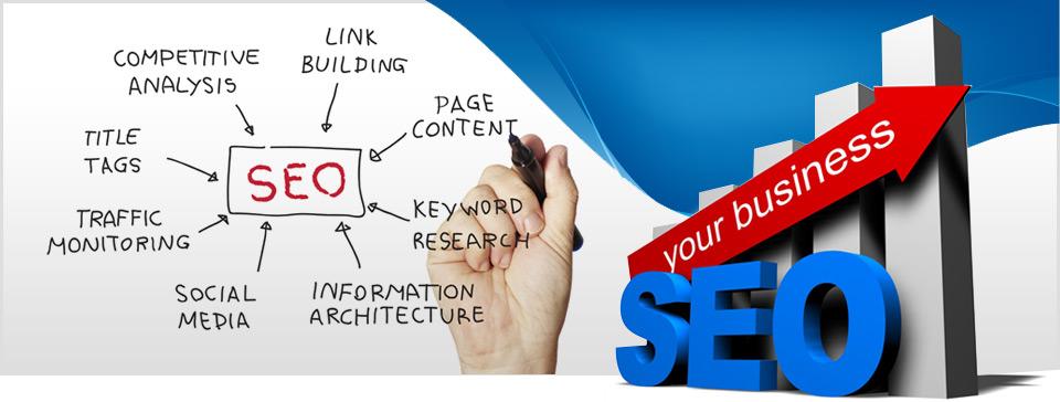 Search Engine Optimization Marketing Service ( SEO )